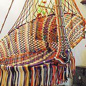 Для дома и интерьера ручной работы. Ярмарка Мастеров - ручная работа Кресло с панно на спинке. Handmade.
