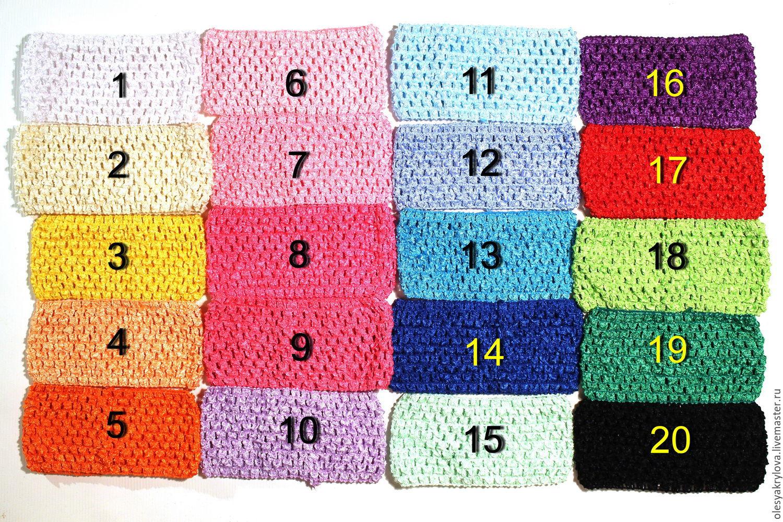 ad6a7e78cda Повязка-резинка для юбки-туту. Эластичная повязка – купить в ...