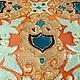 """Элементы интерьера ручной работы. Заказать Керамическая плитка """" Византия"""". ArtFlat. Ярмарка Мастеров. Витраж, византия"""