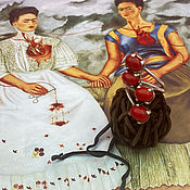 Винтаж handmade. Livemaster - original item Two Frides. Vintage Coral Ring. Mexico.. Handmade.