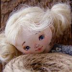 polorusova...текстильные куклы.. - Ярмарка Мастеров - ручная работа, handmade