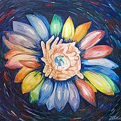 Картины и панно handmade. Livemaster - original item Flower of hope. Handmade.