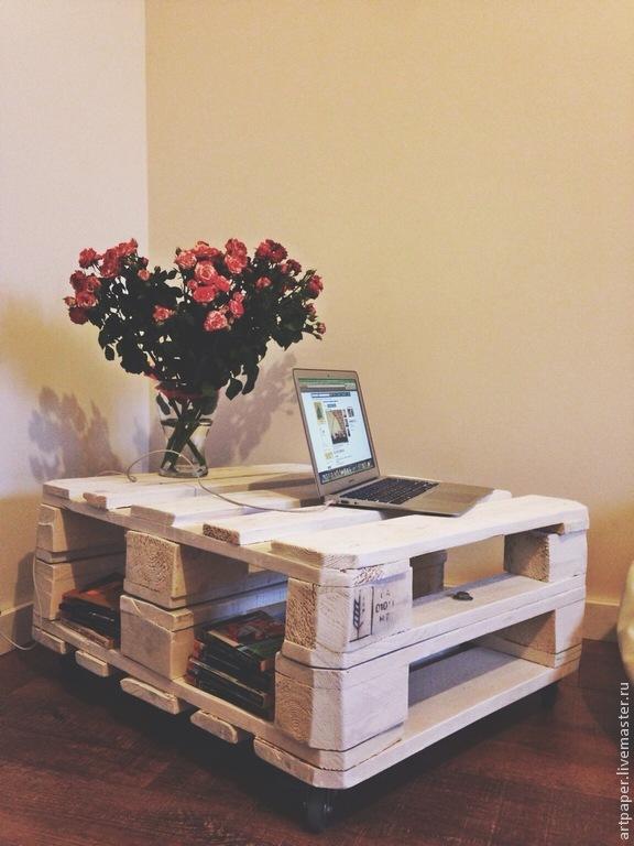 Мебель из паллет илимчанка - 7f