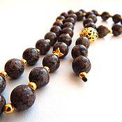 Фен-шуй и эзотерика handmade. Livemaster - original item Rosary Jasper fishnet. Handmade.