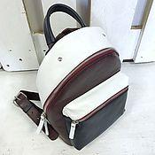 Рюкзаки ручной работы. Ярмарка Мастеров - ручная работа Рюкзаки: Рюкзак из кожи. Handmade.