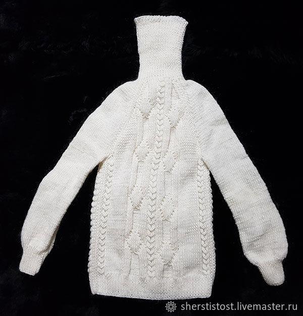 Вязаный свитер женский размер 44-46, Свитеры, Нальчик,  Фото №1