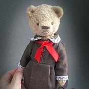 Куклы и игрушки handmade. Livemaster - original item Bear Sveta. Handmade.