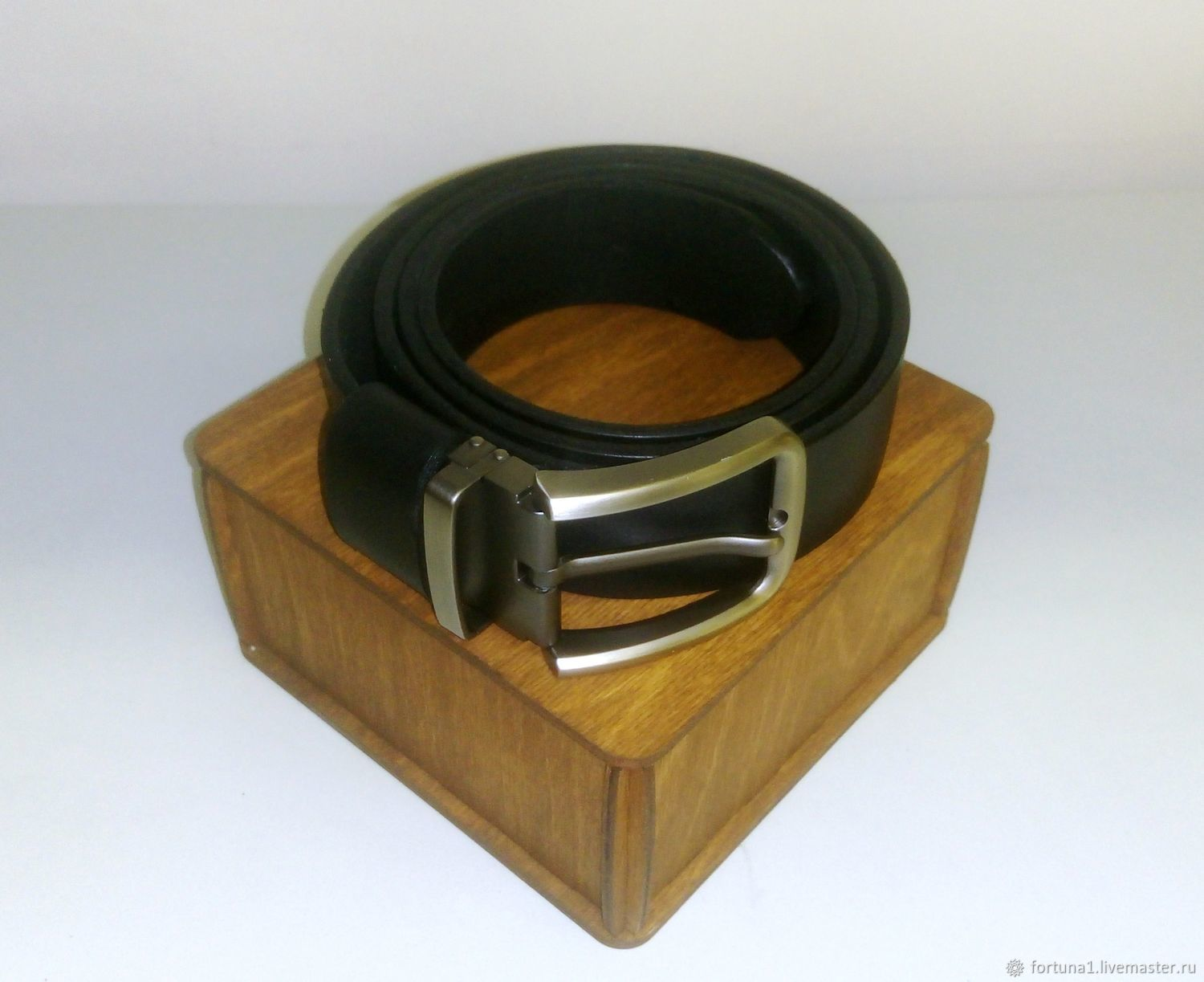 Gift leather belt, Straps, St. Petersburg,  Фото №1