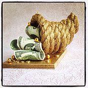 Сувениры и подарки handmade. Livemaster - original item Cornucopia – amulet of wealth.. Handmade.