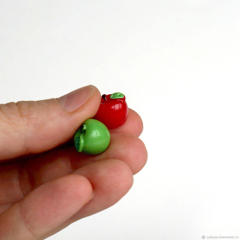 Яблоко, Аксессуары для кукол и игрушек, Чебоксары,  Фото №1