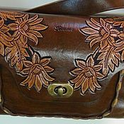 Сумки и аксессуары handmade. Livemaster - original item The Bag Is