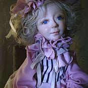 Куклы и пупсы ручной работы. Ярмарка Мастеров - ручная работа Кукла будуарная Джейн.. Handmade.