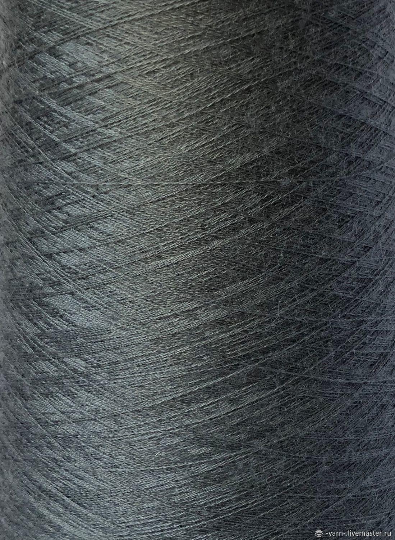 Пряжа Кашемир шёлк Jaipur серо-зеленый – купить на Ярмарке Мастеров – M5908RU | Пряжа, Санкт-Петербург