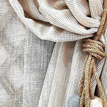 Текстиль ручной работы. Ярмарка Мастеров - ручная работа Крупная сетка в ассортименте. Handmade.