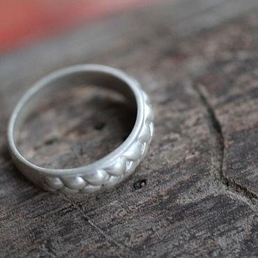 Украшения ручной работы. Ярмарка Мастеров - ручная работа 19 Кольцо серебряное. Handmade.
