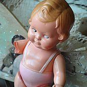 Винтаж handmade. Livemaster - original item Doll Schildkrote. Handmade.