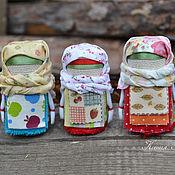 Куклы и игрушки ручной работы. Ярмарка Мастеров - ручная работа Крупеничка (зерновушка). Handmade.