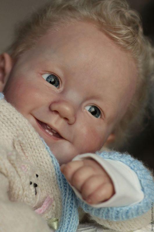 Куклы-младенцы и reborn ручной работы. Ярмарка Мастеров - ручная работа. Купить Бенджамин!. Handmade. Эмилия пинг лау
