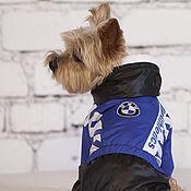 Для домашних животных, ручной работы. Ярмарка Мастеров - ручная работа Комбинезон для собаки Атлетикс. Handmade.
