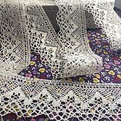 Материалы для творчества handmade. Livemaster - original item Linen exquisite lace