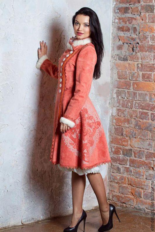 Верхняя одежда ручной работы. Ярмарка Мастеров - ручная работа. Купить Пальто женское!Пальто дизайнерское. Handmade. Ручная работа москва