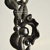 Украшения handmade. Livemaster - original item Porcelain bracelet