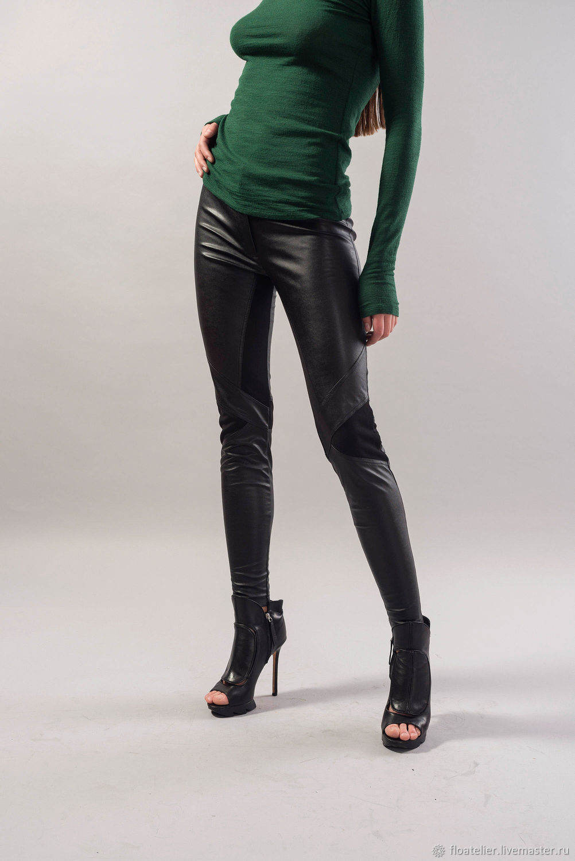 Vegan Leather Pants/Stretchy Pants/Leggings/Skinny Pants ...