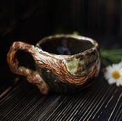 Посуда ручной работы. Ярмарка Мастеров - ручная работа Чашка про корень старого дерева. Handmade.
