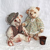 """Куклы и игрушки ручной работы. Ярмарка Мастеров - ручная работа Мишка тедди """"Радмир"""". Handmade."""