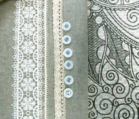 """Шитье ручной работы. Ярмарка Мастеров - ручная работа. Купить Набор для творчества """"Узоры"""". Handmade. Серый, набор для творчества, кружево"""