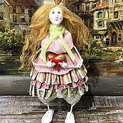 Куклы и игрушки ручной работы. Ярмарка Мастеров - ручная работа Ангел маленькая принцесса. Handmade.
