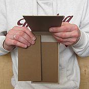 Канцелярские товары ручной работы. Ярмарка Мастеров - ручная работа Блокнот ручной работы. Handmade.