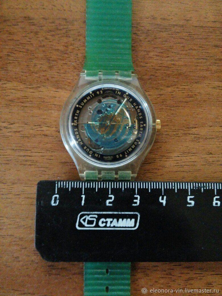 Легендарные часы SWATCH, Часы, Москва, Фото №1