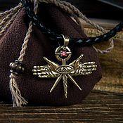 Украшения handmade. Livemaster - original item The Amulet Of Mana. Handmade.