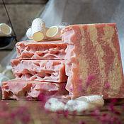 handmade. Livemaster - original item Soap with Silk