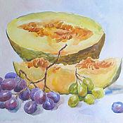 Картины и панно ручной работы. Ярмарка Мастеров - ручная работа Спелые фрукты. Handmade.