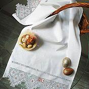 Сувениры и подарки handmade. Livemaster - original item Rushnik-path Easter Ivanovskaya line. Handmade.