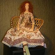 Куклы и игрушки ручной работы. Ярмарка Мастеров - ручная работа Тильда-прованс. Handmade.