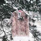 Одежда ручной работы. Ярмарка Мастеров - ручная работа Нарядное платье. Handmade.