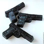 """Косметика ручной работы. Ярмарка Мастеров - ручная работа """"Пистолет ТТ"""" подарок мужчине. Handmade."""