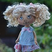 Куклы и игрушки ручной работы. Ярмарка Мастеров - ручная работа Скоро в садик:). Handmade.