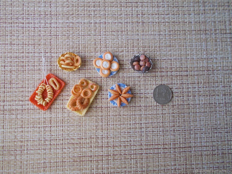 Еда для кукол, кукольная миниатюра, еда 1:12,выпечка для кукол, Кукольная еда, Псков,  Фото №1