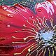 """Картины цветов ручной работы. Картина """"Маки"""". Екатерина. Интернет-магазин Ярмарка Мастеров. Маки, картина акрилом, смешанная техника"""