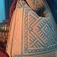 """Женские сумки ручной работы. Ярмарка Мастеров - ручная работа. Купить ,, Лакшми """" лоскутная сумка. Handmade. Рыжий"""