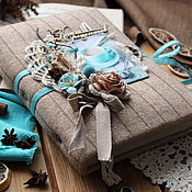 Сувениры и подарки handmade. Livemaster - original item The culinary book