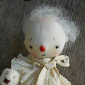 Куклы и игрушки ручной работы. Ярмарка Мастеров - ручная работа Белый. Handmade.