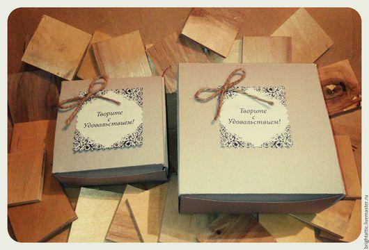 Упаковка ручной работы. Ярмарка Мастеров - ручная работа. Купить Упаковочная коробка. Handmade. Белый, упаковочная коробка