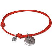 Украшения handmade. Livemaster - original item Clover and 8 bracelet, 925 silver. Handmade.