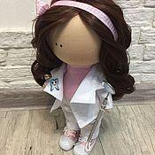 Куклы и игрушки ручной работы. Ярмарка Мастеров - ручная работа Интерьеная кукла.. Handmade.