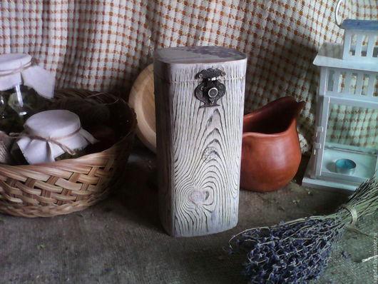 Кухня ручной работы. Ярмарка Мастеров - ручная работа. Купить Короб для спагетти ,,Вечный Прованс,,. Handmade. Серый, макароны